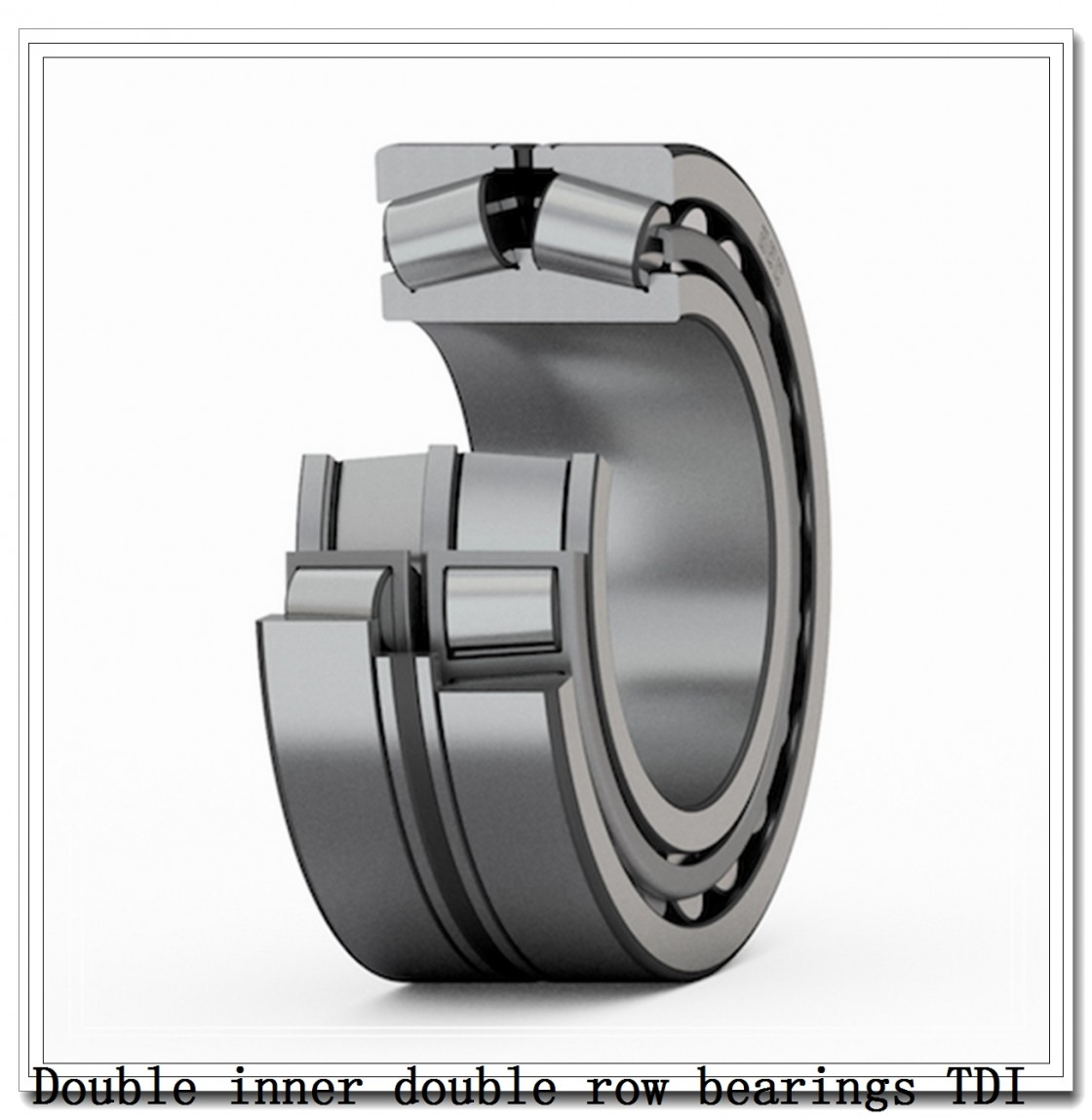 150TDO245-1 Double inner double row bearings TDI