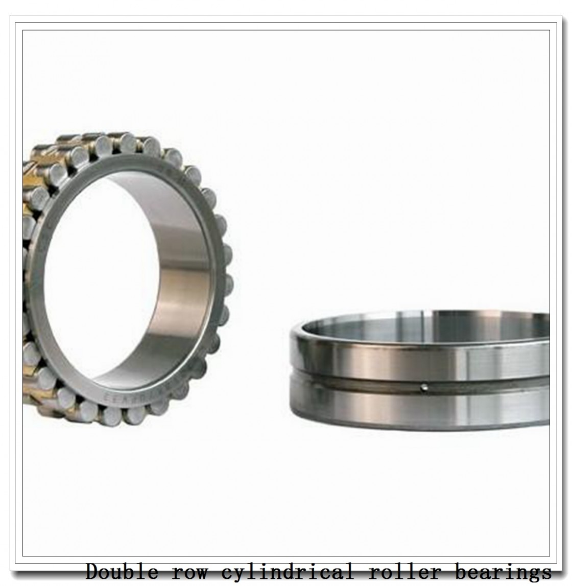 NNU4856 Double row cylindrical roller bearings