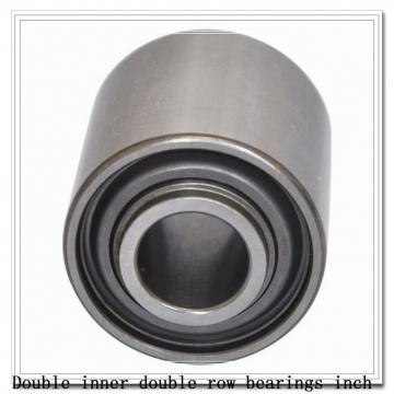 EE921124/921851D Double inner double row bearings inch