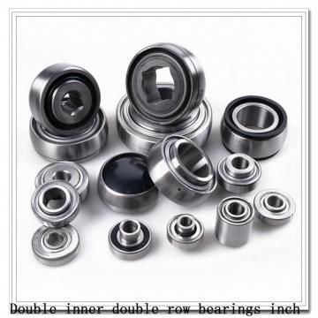 EE127095/127136D Double inner double row bearings inch