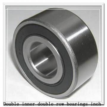 EE551026/551663D Double inner double row bearings inch