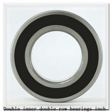 687/672D Double inner double row bearings inch