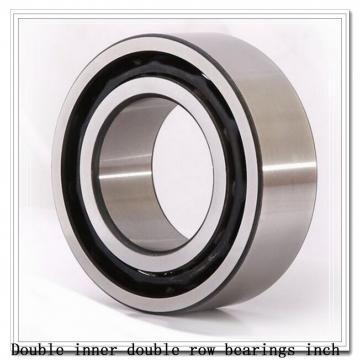 EE921124/921851D Double inner double row bearings inch