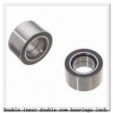 M231649/M231611D Double inner double row bearings inch