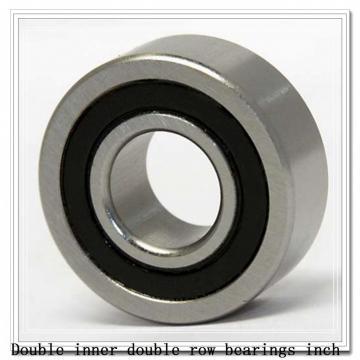 EE107055/107105D Double inner double row bearings inch