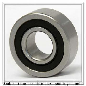 M231649/M231610D Double inner double row bearings inch