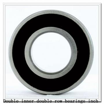 EE126098/126151D Double inner double row bearings inch