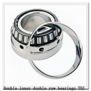 110TDO180-2 Double inner double row bearings TDI