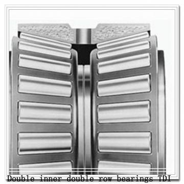 110TDO180-3 Double inner double row bearings TDI