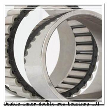 140TDO250-4 Double inner double row bearings TDI