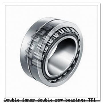 710TDO1150-2 Double inner double row bearings TDI
