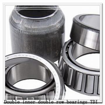 120TDO180-3 Double inner double row bearings TDI