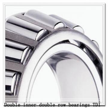 160TDO270-3 Double inner double row bearings TDI