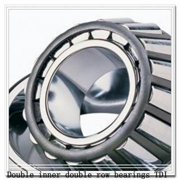 190TDO320-2 Double inner double row bearings TDI