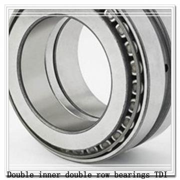 160TDO240-3 Double inner double row bearings TDI