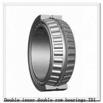 140TDO250-1 Double inner double row bearings TDI