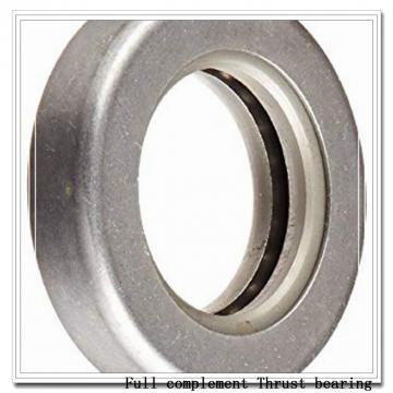 TSX525  Full complement Thrust bearing
