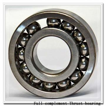 TSX150  Full complement Thrust bearing