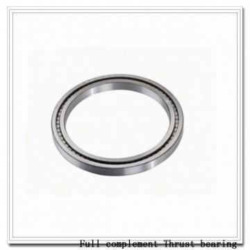 TSX750  Full complement Thrust bearing