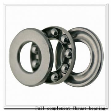 TSX508  Full complement Thrust bearing