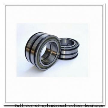 NCF2896V Full row of cylindrical roller bearings