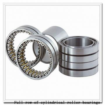 NCF1860V Full row of cylindrical roller bearings