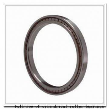 NCF2956V Full row of cylindrical roller bearings