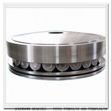 161 TTSV 930 SCREWDOWN BEARINGS – TYPES TTHDSX/SV AND TTHDFLSX/SV