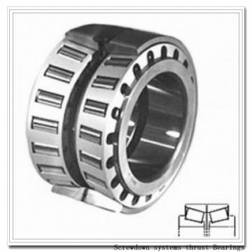 T411fas-T411s screwdown systems thrust Bearings