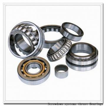 195TTsX938Og547 screwdown systems thrust Bearings