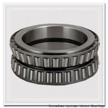 T17020fs-T17020s screwdown systems thrust Bearings
