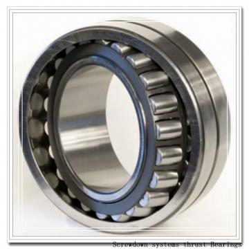 n-21100-c screwdown systems thrust Bearings