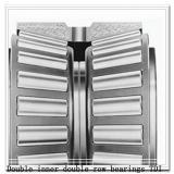 150TDO250-5 Double inner double row bearings TDI