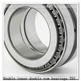 280TDO425-1 Double inner double row bearings TDI